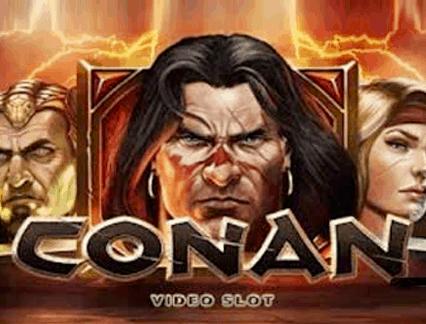 Conan Video Slots