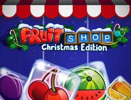 NetEnt Fruit Shop Christmas Edition Slot
