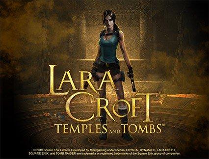 Lara Croft Slot Microgaming